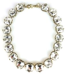 Rock Around the Collar Cushion Cut Collar by: Accessory Concierge @Accessory Concierge