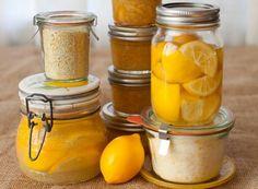 Five ideas for preserving Meyer lemons (recipe: Meyer Lemon Finishing Salt)