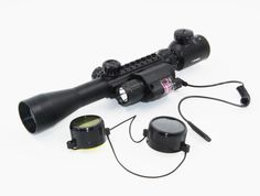 (66.42$)  Buy here - http://aio72.worlditems.win/all/product.php?id=32749756242 - 3-9x40EG Riflescope w/ 20mm Weaver Rail Combo M6 Red Laser Sight LED Flashlight for Airsoft Rifle Scope Hunting Shooting