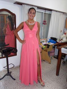 Vestido de Egresada