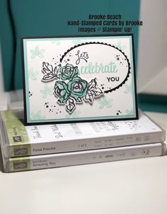 Stampin' Up! Petal Palette and Amazing You