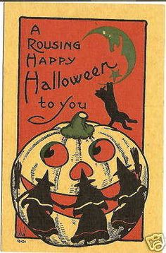 A rousing Halloween to you!