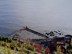 PORTO DA CALHETA: Porto da Calheta - O Passado e o Presente