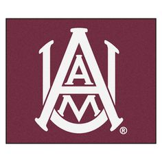 Alabama A&M Tailgater Rug 5x6