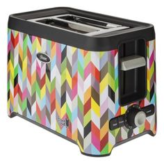 You'll want to display this toaster on your countertop