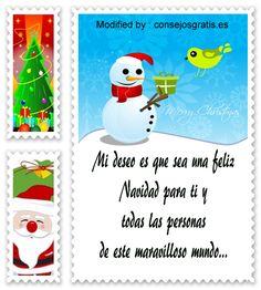 frases para enviar en Navidad a amigos,frases de Navidad para mi novio: http://www.consejosgratis.es/frases-lindas-para-tarjetas-navidenas/