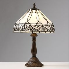 Found it at Wayfair - Jewels Table Lamp in Bronze