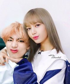 Is this real? Because it is adorable and my heart is broken. Kpop Couples, Cute Couples, Bts Taehyung, Bts Jungkook, Foto Bts, Army Clothes, Bts Girl, My Future Boyfriend, Montages