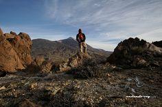En Roque La Magdalena  #senderismo #trekking #hiking #hike #outdoors #landscape #paisajes #tenerife #teide #tenerifesenderos