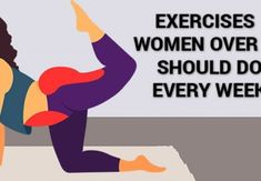 These Are 4 Exercises Women Over 40 Should Do Every Week
