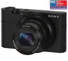 Sony Cyber Shot Dsc Rx100 Noir - 559€ sur Pixmania