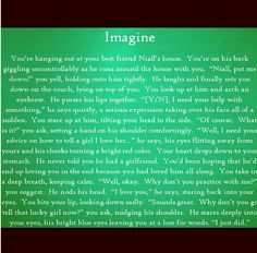 Niall imagine OMG I just died insides! Stop making me cry! I live you! If you're reading this u probably think I am a normal directioner! One Direction Preferences, One Direction Imagines, I Love One Direction, Direction Quotes, I Live You, Niall Horan Imagines, Love Of My Life, My Love, James Horan