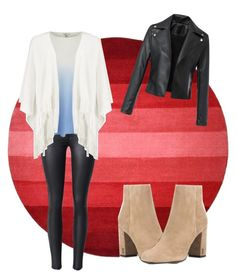 """""""Untitled #34"""" by sophie273 ❤ liked on Polyvore featuring Joie, Boohoo and Yves Saint Laurent"""