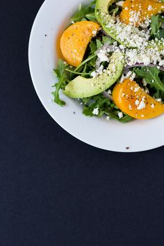 simple arugula salad, healthy eating, clean eating, heirloom tomatoes, blair staky, the fox and she