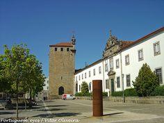 Largo de Santiago - Braga - Portugal