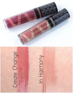 Mary Kay Summer 2015 New Products: NouriShine Plus Lip Gloss & Mineral Cheek Duos.  Beauty that Counts.