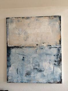 Acryl auf Leinwand. 100x120 cm.