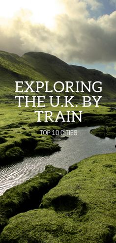 See Scotland without renting a car - everything you need to know about train trips in Scotland - and England - including easy cities to visit from Edinburgh and how to book your train tickets in advance #scotland #scotlandtravel #traintravelinscotland #traintravelintheuk #traintraveltips #exploringscotlandbytrain #scotlandwithoutacar #scotlandbytrain #scotlandcastles #scotlandtraintravel