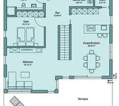 Talbau Haus 130 Floorplan 1