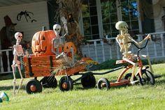 Remarkable Halloween Yard Decorations
