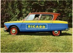 Ami 6 1961, Ricard ✏✏✏✏✏✏✏✏✏✏✏✏✏✏✏✏ AUTRES VEHICULES - OTHER VEHICLES ☞ https://fr.pinterest.com/barbierjeanf/pin-index-voitures-v%C3%A9hicules/ ══════════════════════ BIJOUX ☞ https://www.facebook.com/media/set/?set=a.1351591571533839&type=1&l=bb0129771f ✏✏✏✏✏✏✏✏✏✏✏✏✏✏✏✏
