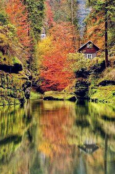 Countryside - #Czech Republic