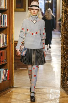 Chanel, Осень-зима 2015/2016, Pre-Fall, Париж