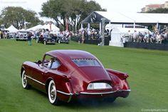 1954 Chevrolet Corvette Corvair Concept Image
