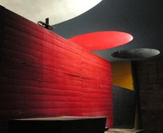 Luis Barragan, the most famous Mexican architect of the twentieth century
