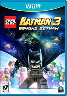 Videojuego LEGO Batman 3 Beyond Gotham WiiU. Compra en línea fácil y seguro. #Kémik