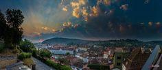 Sunrise in Sighisoara, Transylvania. Transylvania Romania, Travel Tours, Manila, Land Scape, Places To See, Medieval, Sunrise, Travel Photography, Romania Tours