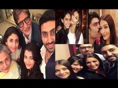 Aishwarya Rai Bachchan celebrates her 43rd birthday with family and friends.