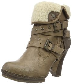 Mustang 1107-604, Women's Ankle Boots