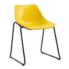 Produit : SODA - Chaise Noir/jaune Thème : Et que ça Pop ! Ajouté à la liste de michel via 35ansFly.fr