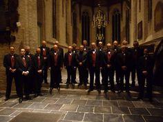 Ichthus Mannen-Ensemble (IME) 1e optreden, Maasland - 29 november 2014