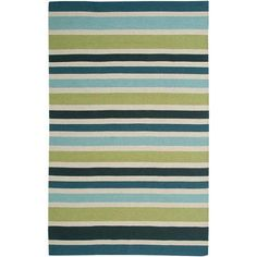 Rizzy Rugs Swing Green Area Rug