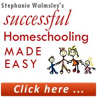 Learn how to homeschool successfully and painlessly.