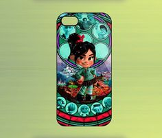Station Of Sweets Vanellope Von Case For iPhone 4/4S, iPhone 5/5S/5C, Samsung Galaxy S2/S3/S4, Blackberry Z10