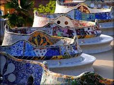 love this place, parc guell