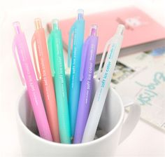 Mechanical Pencil - Soft Ice Color 0.5 mm Mechanical Pencil | CoolPencilCase.com