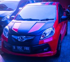 Rally red Brio