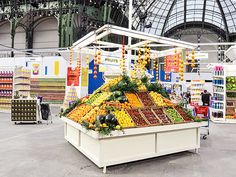 chanel supermarket show - Google Search