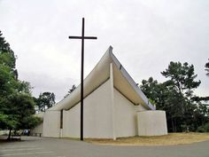 Chapel of the Cross, Pacific Lutheran Theological Seminary, Berkeley