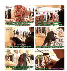 EXO'S SHOWTIME épisode 3 Kris mannequin avrc la grosse peluche <3
