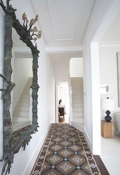 More Victorian Floor Tiles...