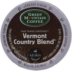 Green Mountain Coffee Vermont Country Blend, K-Cup Portion Pack for Keurig K-Cup Brewers (Pack of 48) >>> Remarkable product available now. : K Cups