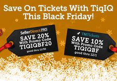Ticket offers from TiqIQ