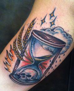 East River Tattoo - Helen