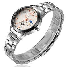 #Ladies's Watches #High Grade Steel Tape Fashion Gift #Waterproof Quartz Watch