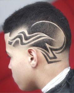 44 Best Hair Cut Diagrams Images Men Hair Styles Barber Male